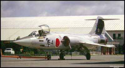 JASDAF F104 JAPAN