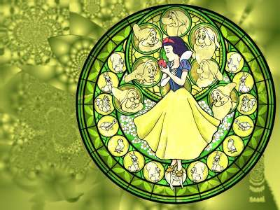 Kingdom Hearts Snow White