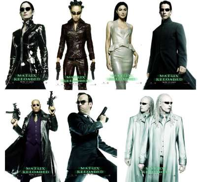 Matrix Reloaded 01