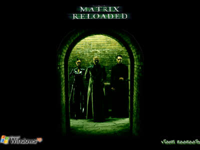 Matrix Reloaded 1152x864 (No Code)