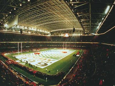 Millennium Stadium RWC Fina