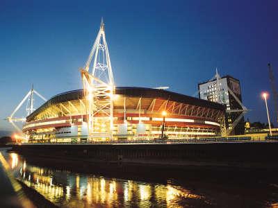 Millennium Stadium SW Corne