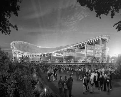 San J. Parrish Stadium