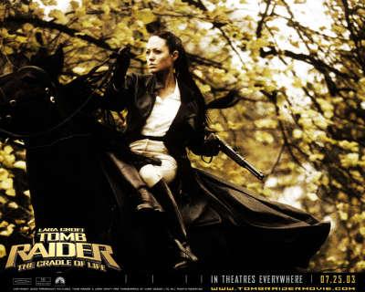 Tomb Raider - Cradle 2 Life
