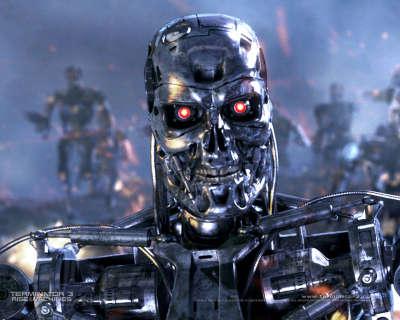 Terminator 3 T 800 Attack