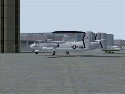 Fs9 E 2C Awacs
