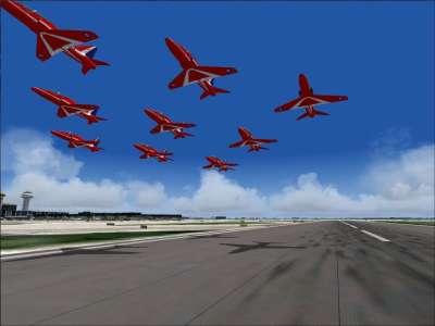 Fs9 Red Arrows