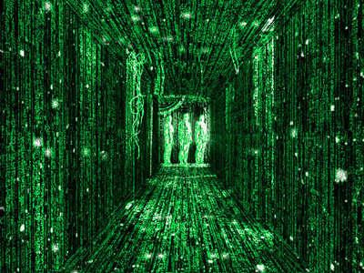 Matrix Code Neo