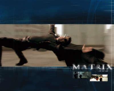Matrix Iamtheone