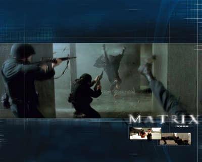 Matrix Spybreak
