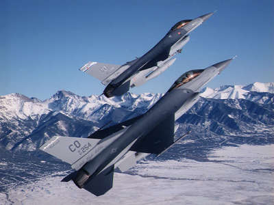 Airplanes Military