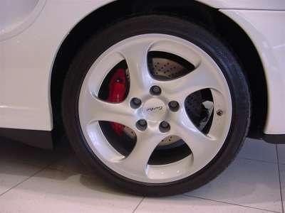 Porsche Turbo Wheel