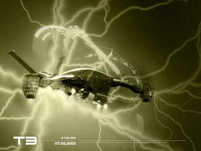 Terminator 3 Hunter Killer Wallpaper