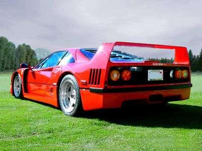 2 1991 Ferrari F40 02