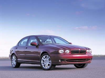 2 2002 Jaguar Xtype Sport 2