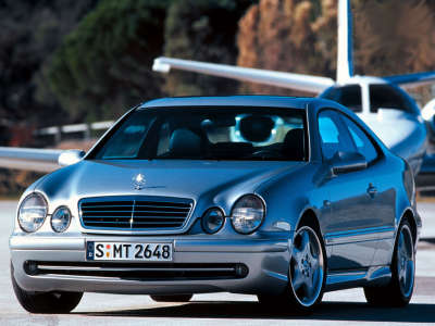 2 Mercedes Benz 55 Amg