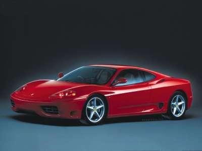 2000 Ferrari 360 01s
