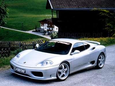 2000 Ferrari Koenig 360 Modena 01