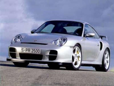 2001 Porsche Gt2 1