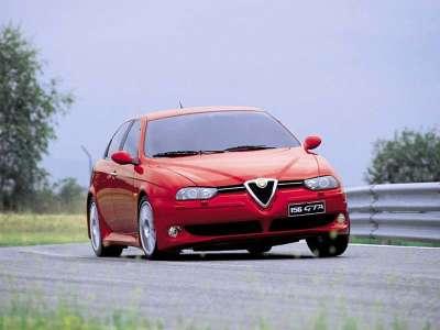 2002 Alfa Romeo 156 Gta Coupe 1