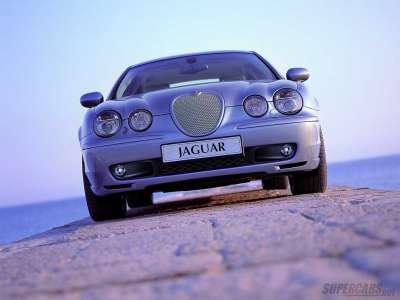 2002 Jaguar Stype R 3