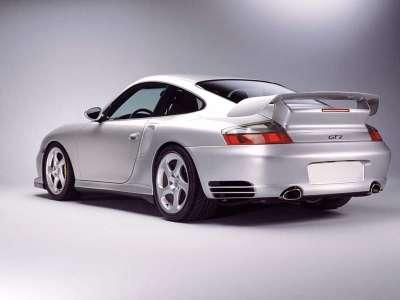 2002 Porsche 911 Gt2 2