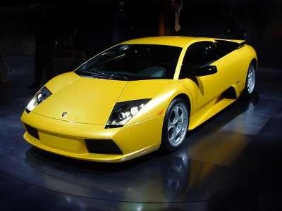 4 2002 Lamborghini Murcielago