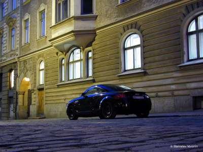 Audi TT Quattro 1