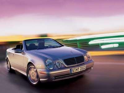 CLK55 AMG Cabrio 01