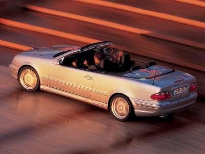 CLK55 AMG Cabrio 02
