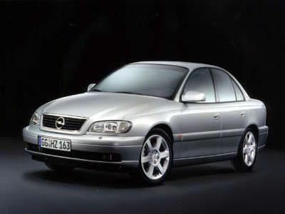 Opel Omega V8 2