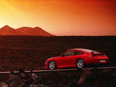 Porsche 911 GT3 1024x768