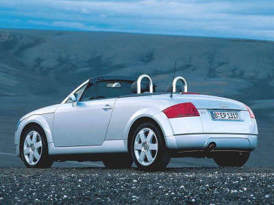 Audittroadster 09s