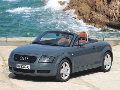 Audittroadster 22s