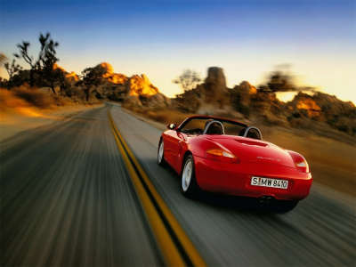 Boxter Boxster S