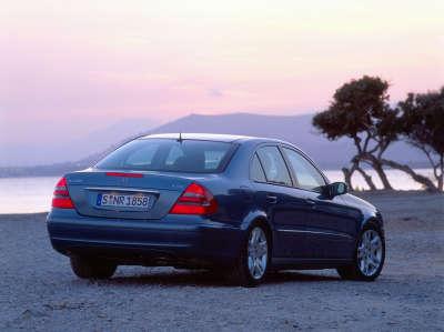 C Pce Mercedes E1 High