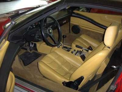 Ferrari 308 Interior 01