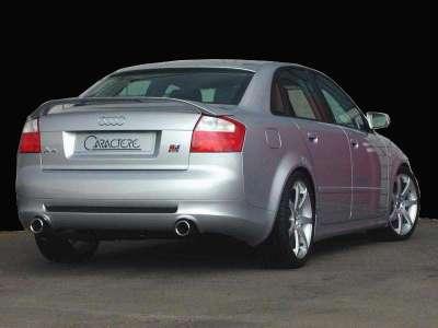 Iso Caractere Audi A4 Takaa