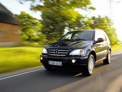 Mercedes Ml 55