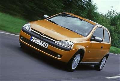 Opel Corsa Xxl