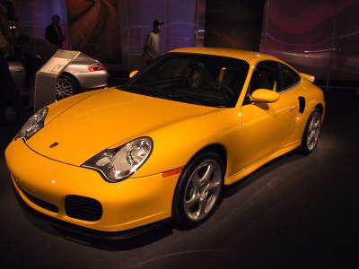 Porsche Yellow