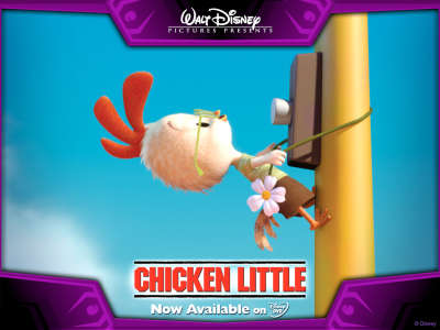 Chicken Little 001