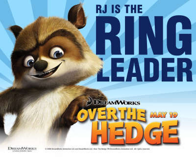 Over The Hedge 001