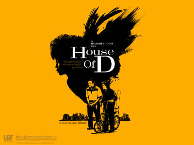 House Of D 001