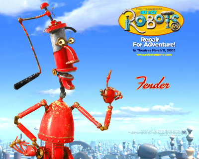 Robots 002