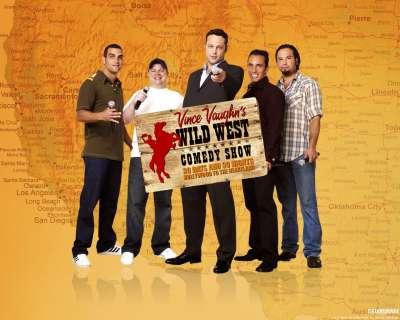 Vince Vaughns Wild West Comedy Show 002