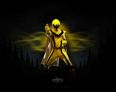 Power Ranger Mystic Force