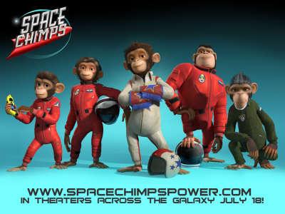 Space Chimps 001