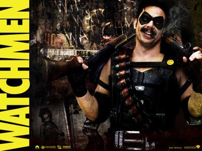 Watchmen 001