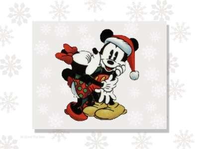 Minni Mouse kiss